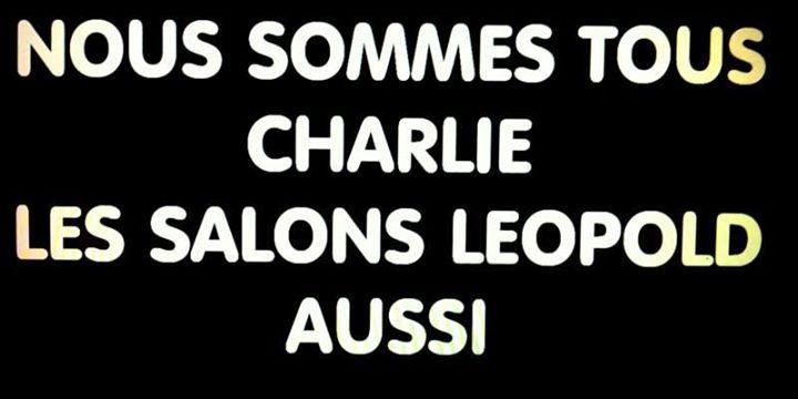 Vendredi 16 Janvier Soirée CHARLIE aux Salons Léopold Diner dansant – € – €…