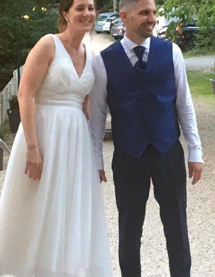 Samedi, Mariage au Leopold de Sophie et Yann Tous nos vœux de bonheur