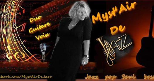 Concert Myst'air de Jazz aux Salons Léopold
